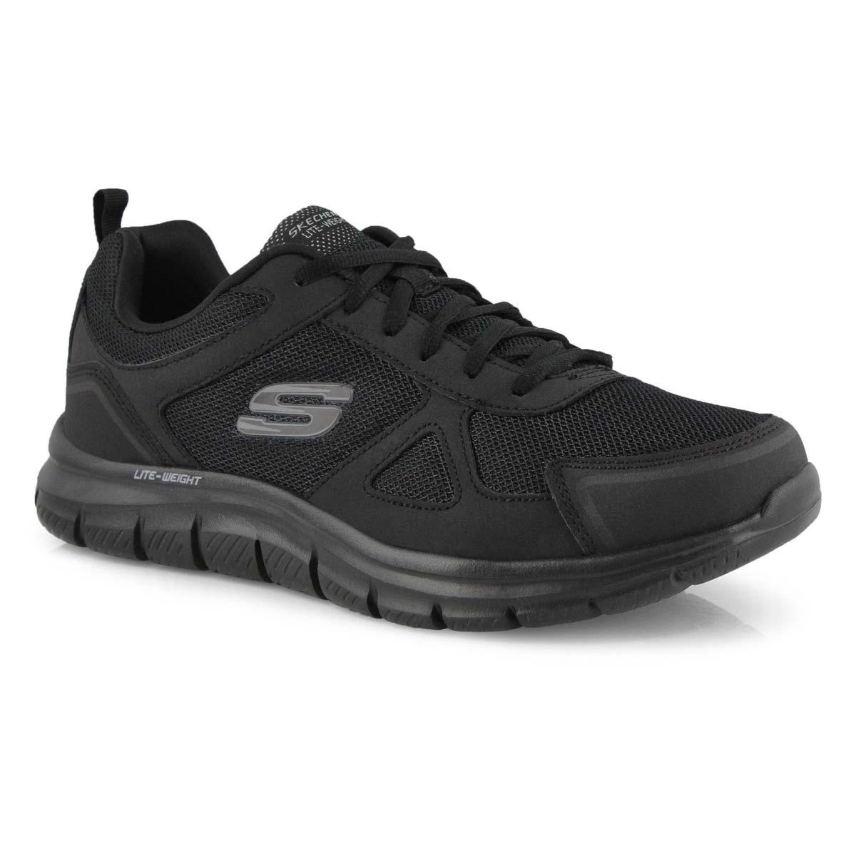 Men's Track Scloric Sneakers Wide - Black