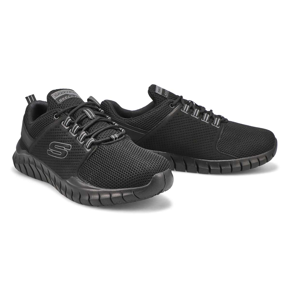 Men's Overhaul Primba Sneakers Wide -Black