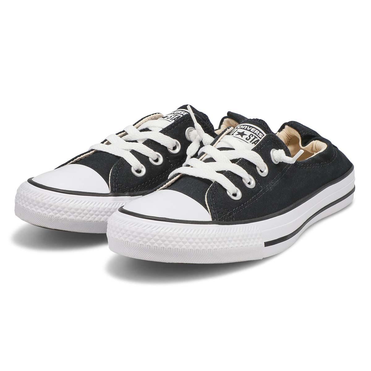 Women's All Star Shoreline Sneaker- Black