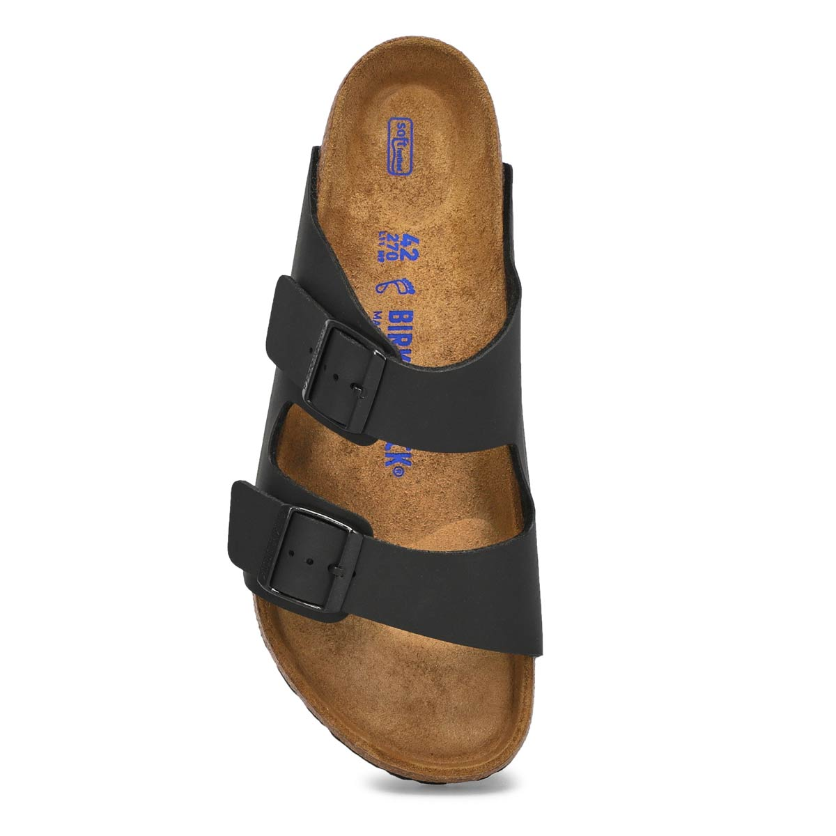 Men's Arizona BF Sandal - Black
