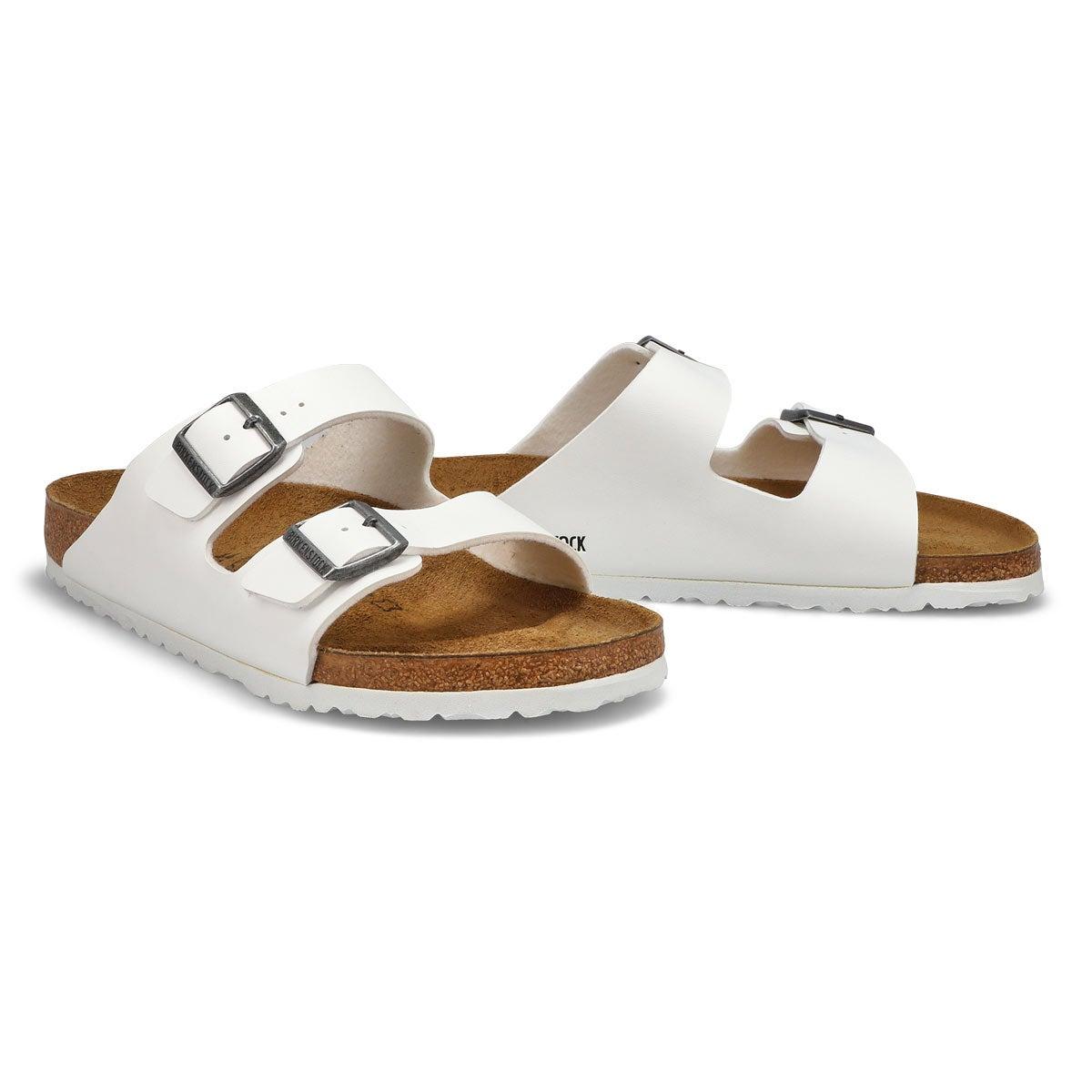 Men's Arizona BF Sandal - White