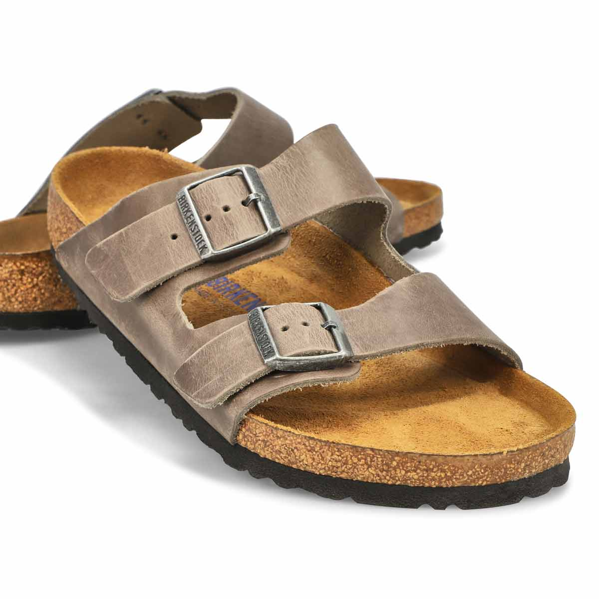 Sandale 2brides Arizona OLTR, fer, hom.