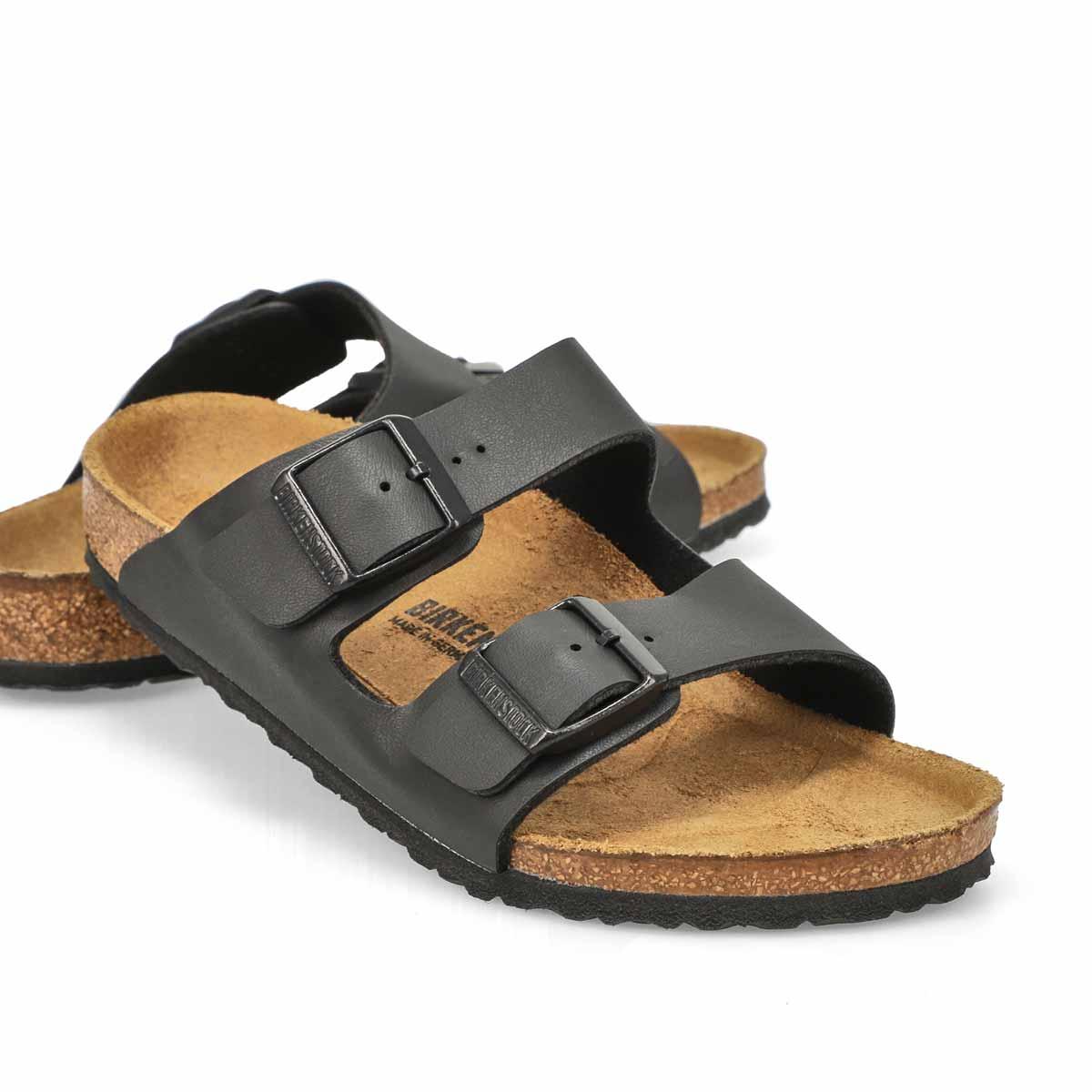 Sandale Arizona BF, noir, enfant-Étroite