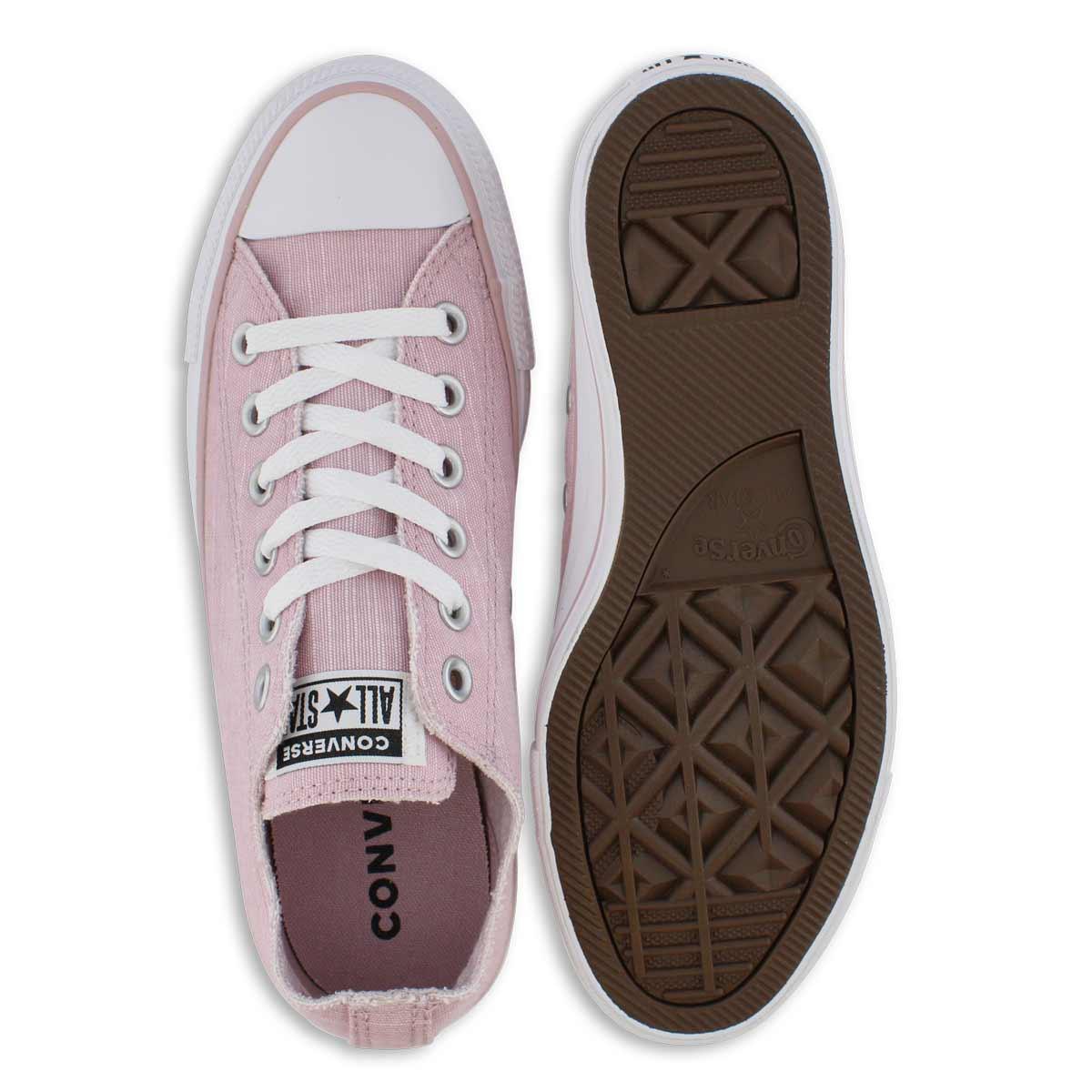 Women's CT ALL STAR SEASONAL OX plm chalk sneakers