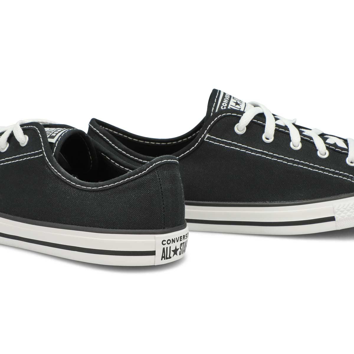 Women's All Star Dainty Basic Sneaker -Black