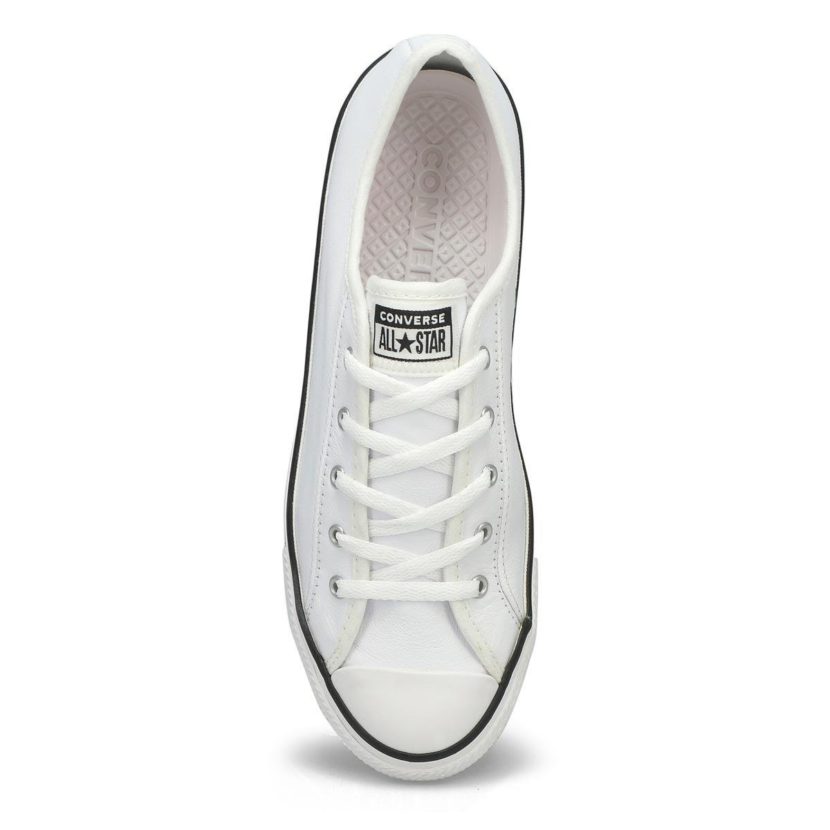 Women's Chuck Taylor All Star Dainty Sneaker- Wht