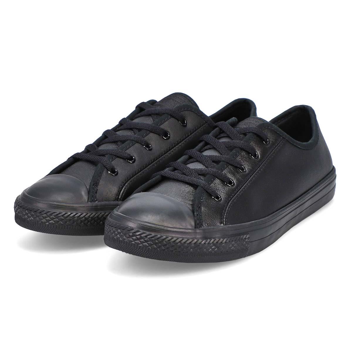 Women's All Star Dainty Basic Sneaker -Black/Black
