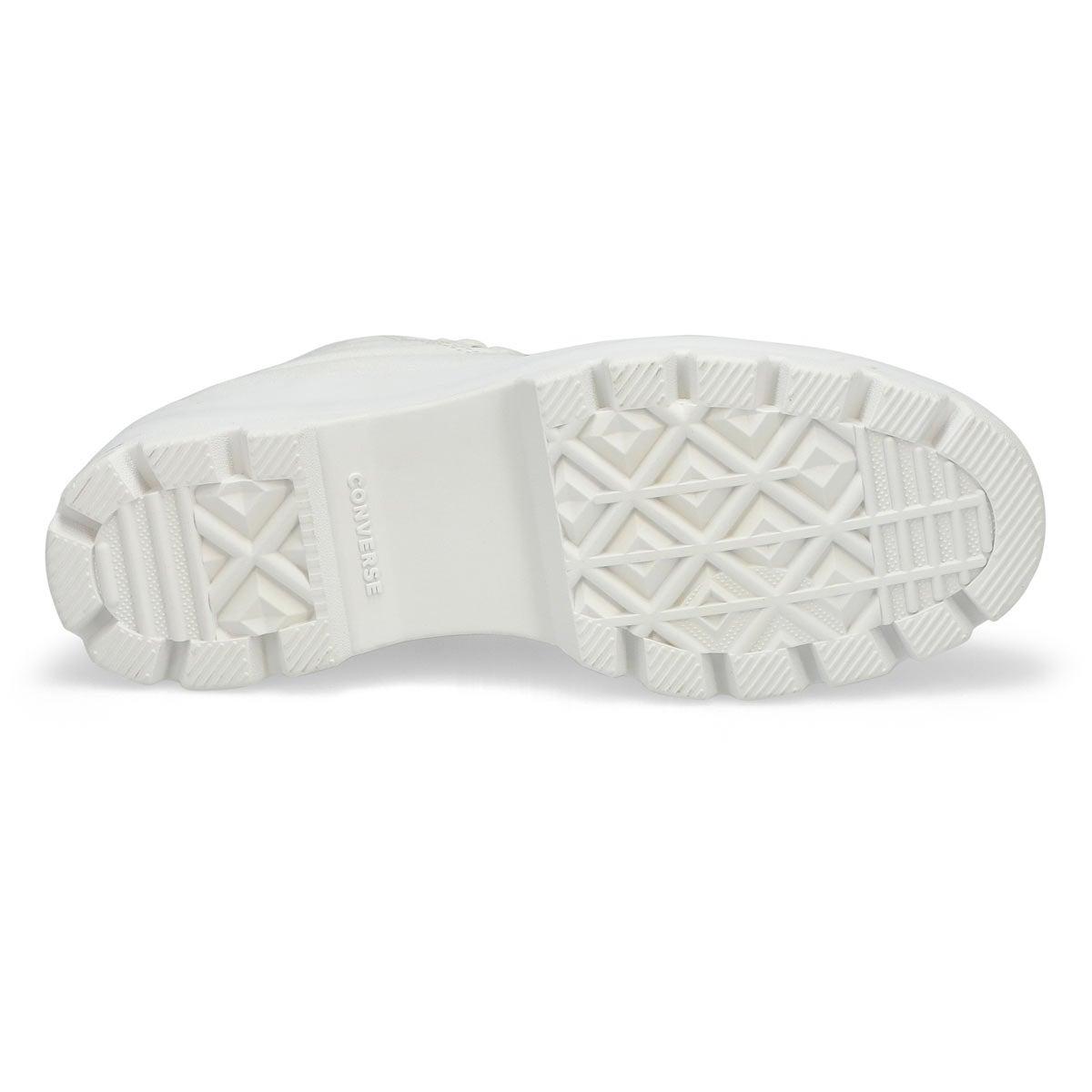 Women's All Star Lugged Hi Top Sneaker - White
