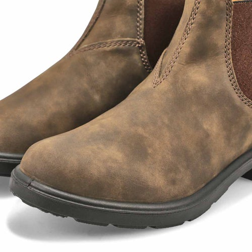 Kids Blunnies Rustic Brn twin gore boot