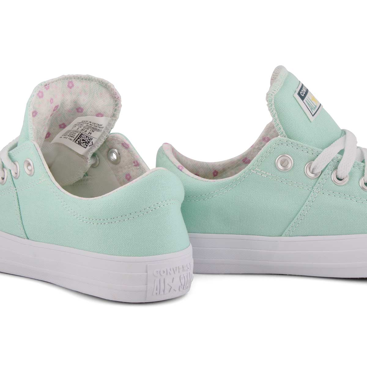 Lds CTAS Madison Ditsy Floral mint snkr