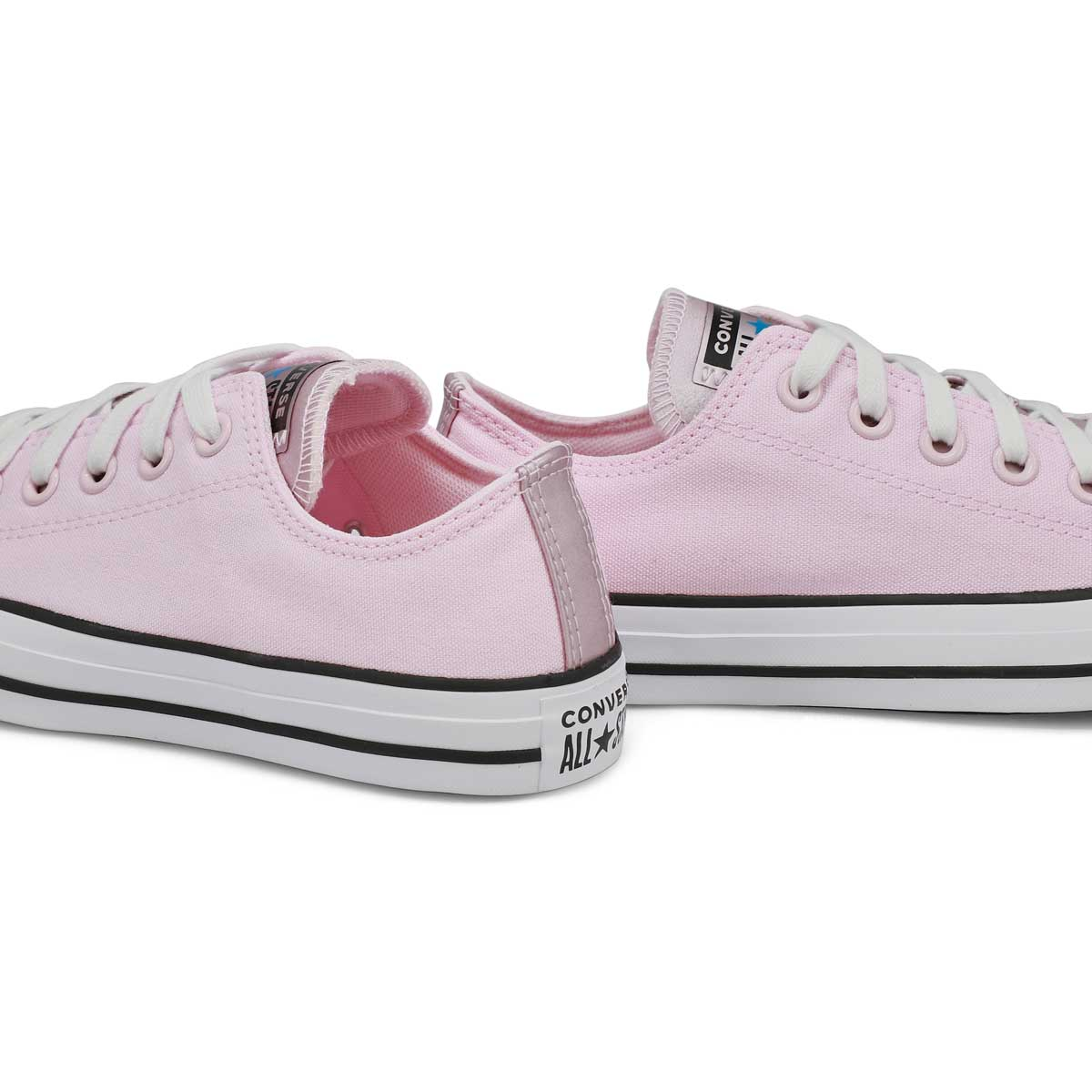 Women's All Star Mono Metal Sneaker -Pink Foam