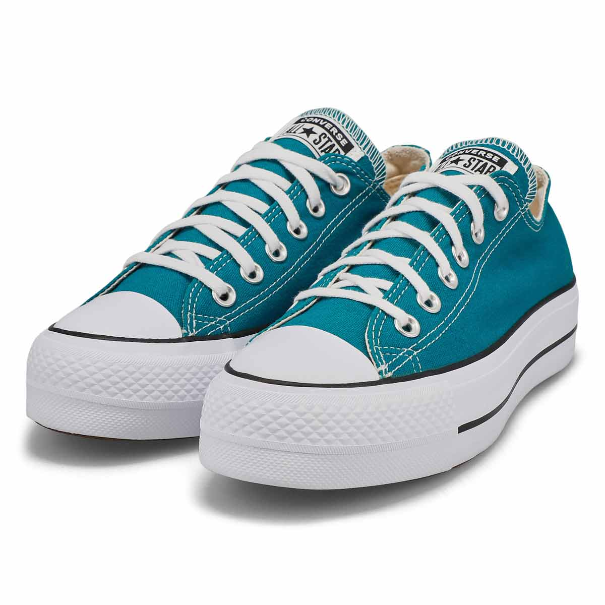 Women's All Star Lift Sneaker - Bright Spruce