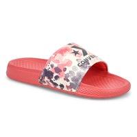 Women's All Star Slide Sandal - Terracotta pink