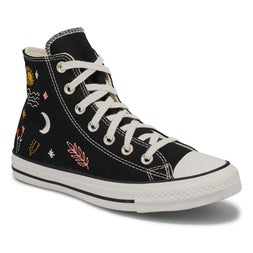 Lds CTAS Seasonal Hi blk/embroidery snkr