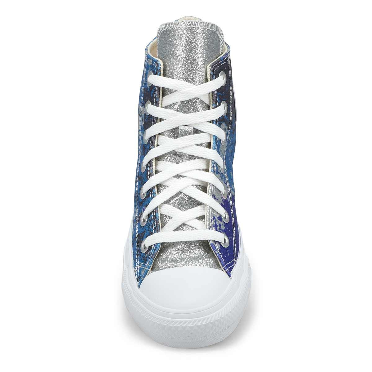 Women's All Star Shimmer and Shine Hi Sneaker