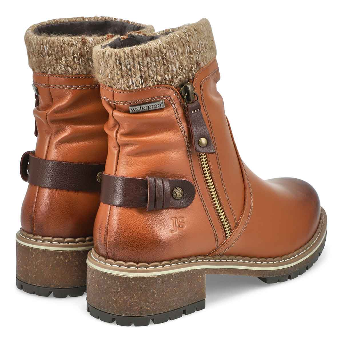 Women's Waylynn 01 Waterproof Ankle Boot - Camel