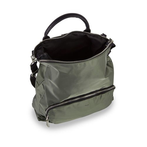 Lds Nellie olv convertible backpack