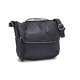 Co-Lab Women's 6023 blueberry crossbody messenger bag