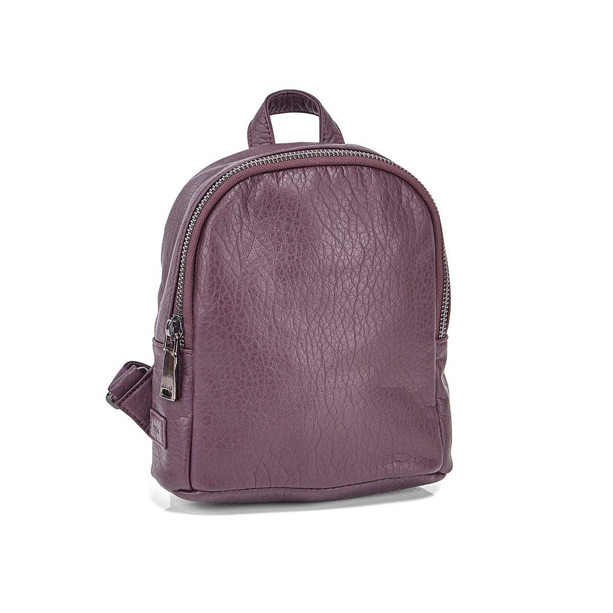 Lds Loft Micro deep plum backpack