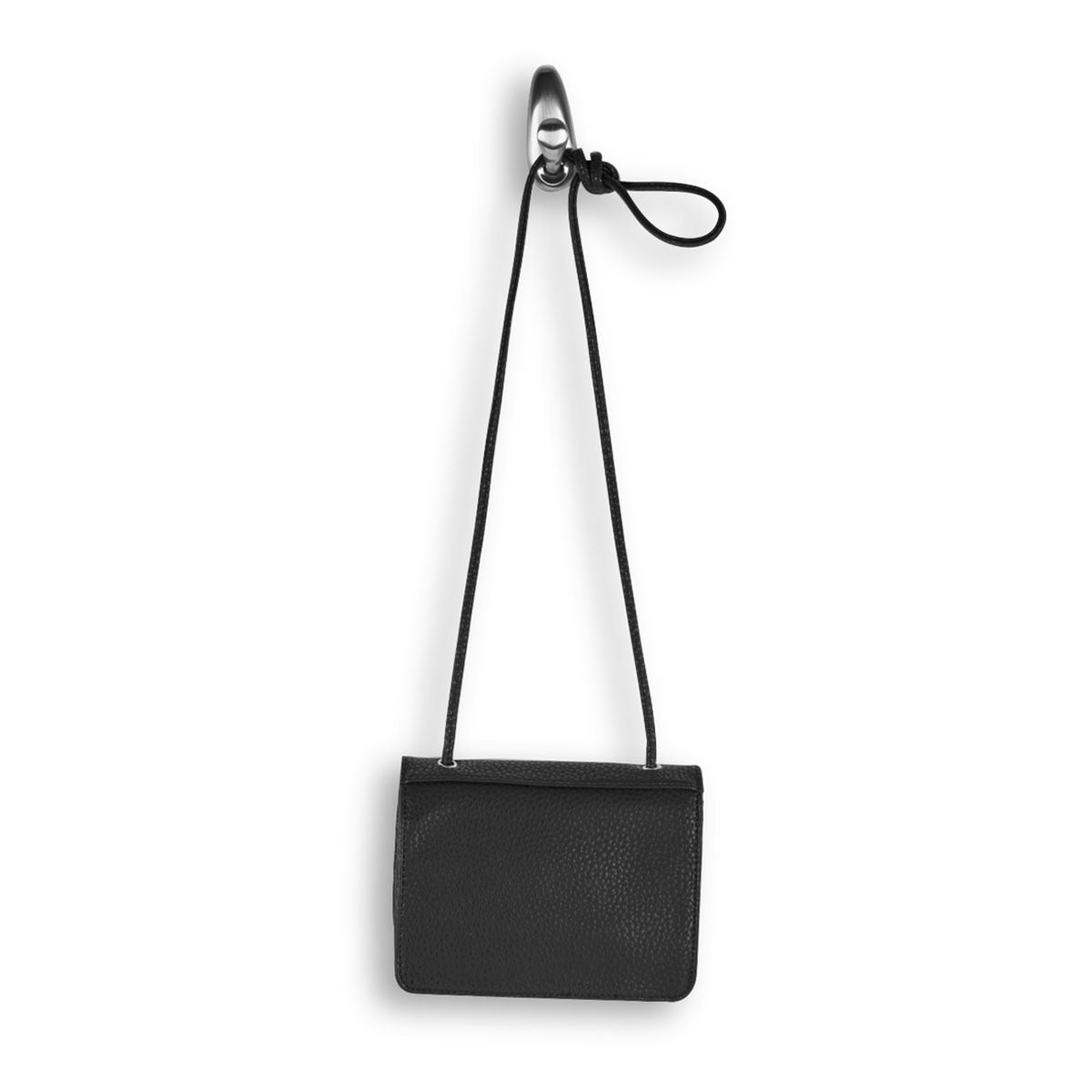 Women's Sydney Organizer Crossbody Bag - Black