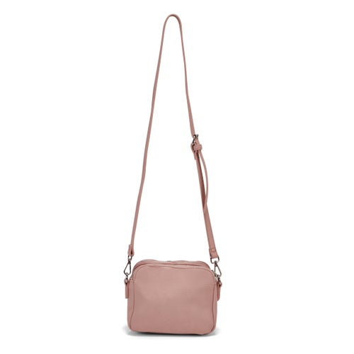Lds cotton candy double crossbody bag