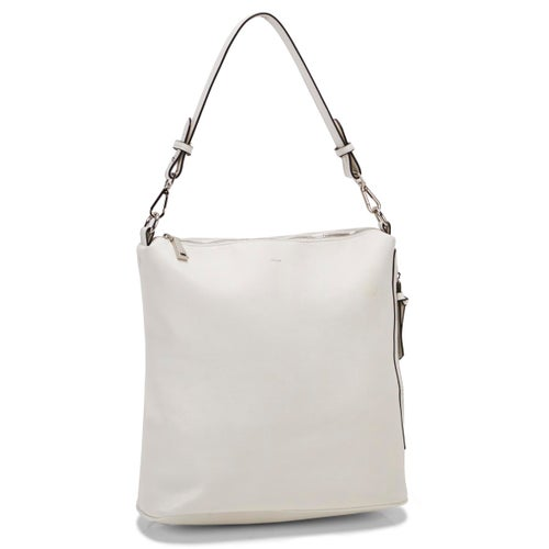 Sac besace, transformable, blanc, femme