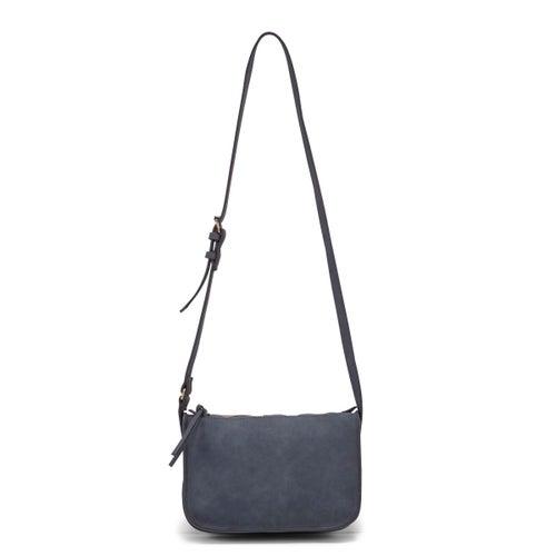 Lds pond blue small crossbody bag