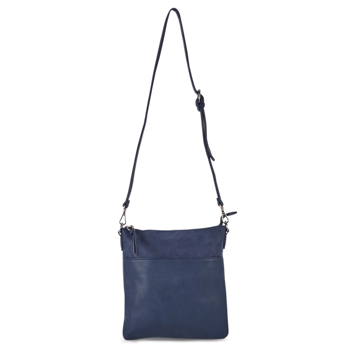 Women's 6318 Removable Pouch Crossbody Bag