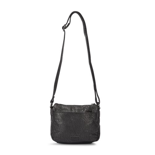 Lds Washed Vintage anth small crossbody