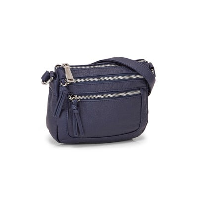 Co-Lab Women's LOFT washed vintage marina crossbody bag