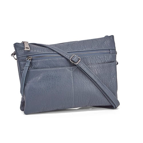 Lds midnight crossbody clutch