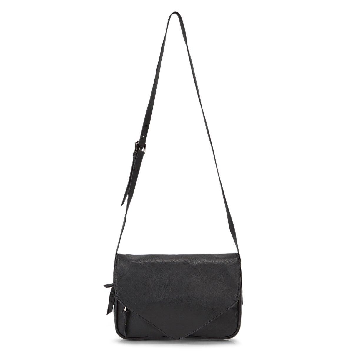 Women's 6353 Crossbody Bag -Black