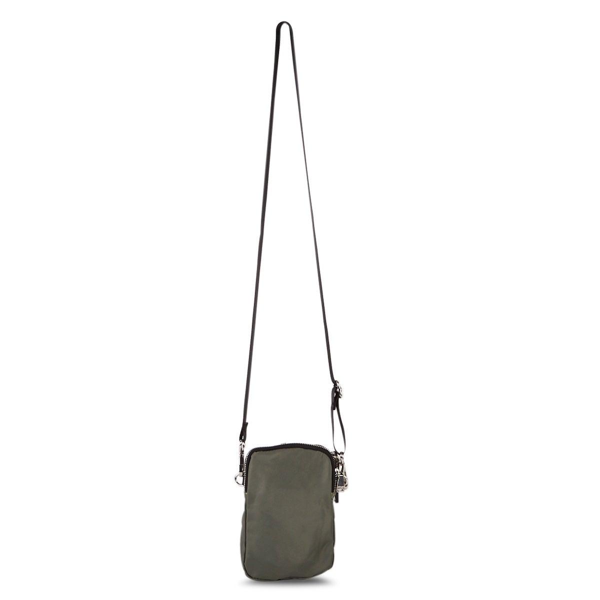Women's 6360 olive tech crossbody bag