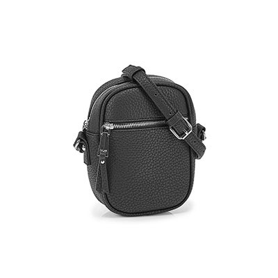 Co-Lab Women's 6392 black crossbody camera bags