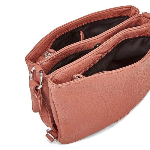 Lds mulberry triple crossbody bag