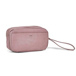 Lds ptl cross body wallet with wristlet