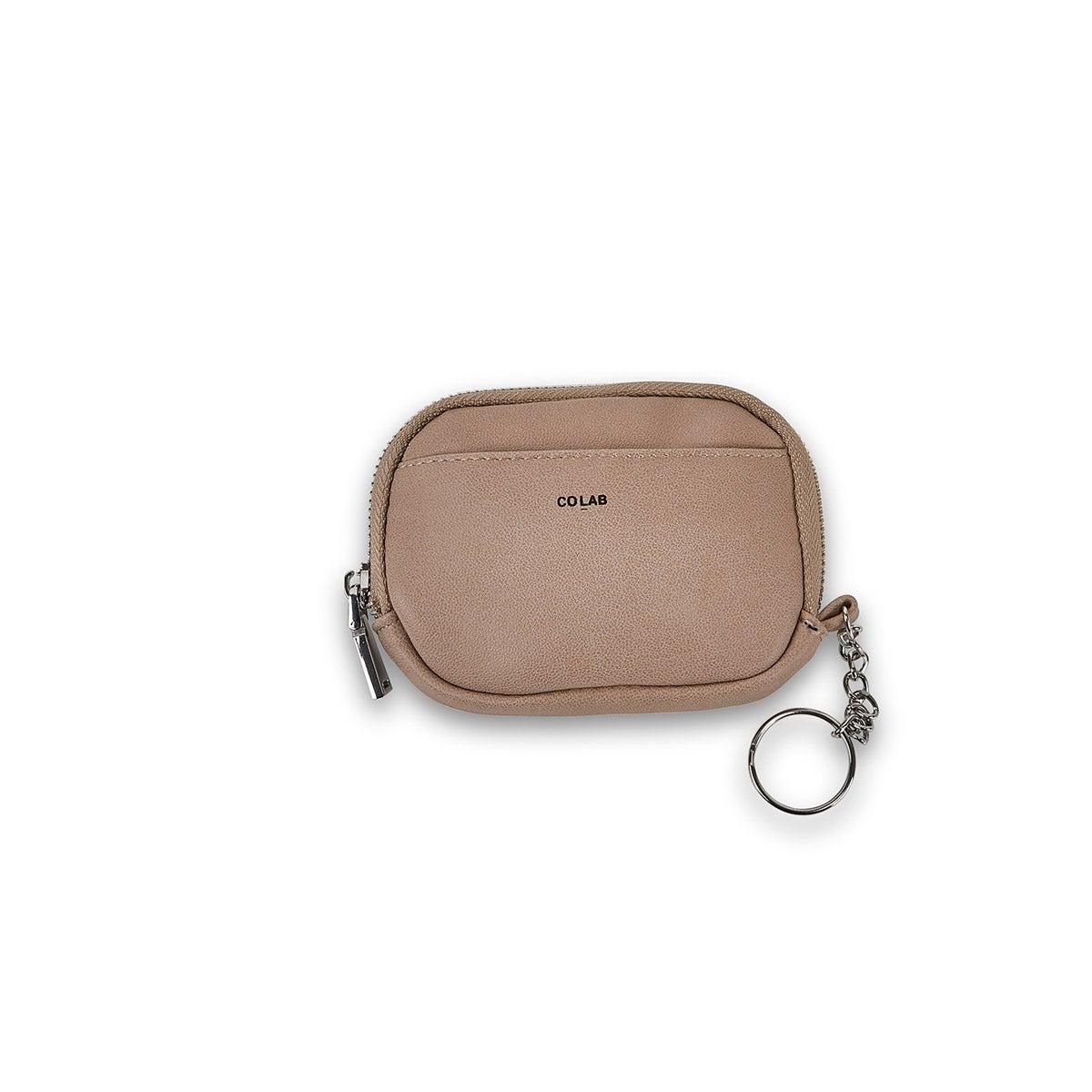 Porte-cartes/portefeuille/clés 6427, brun, femmes