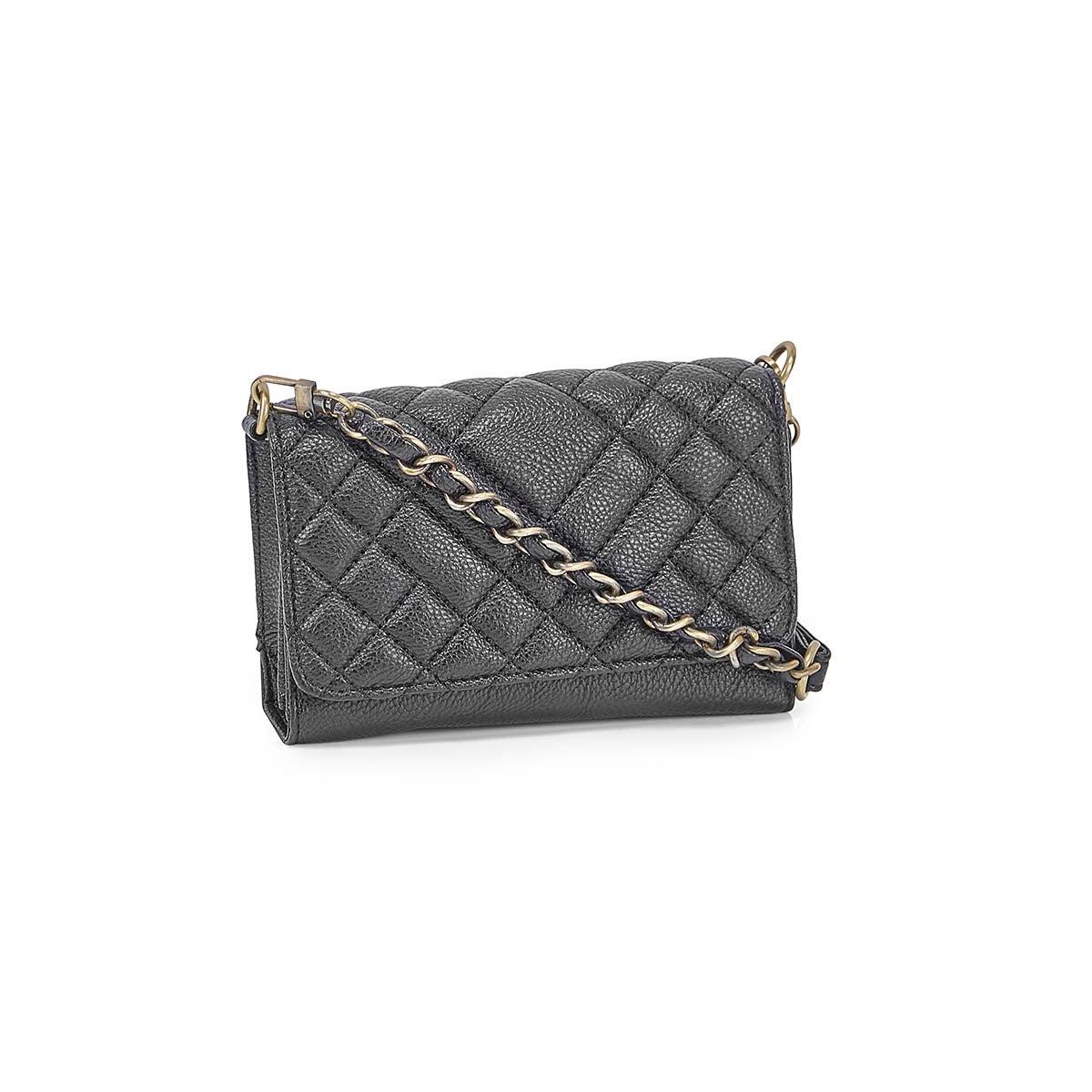 Women's 6531 Crossbody Wallet with Wristlet