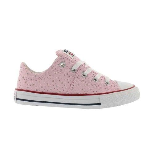 Grls CTAS Madison cherry blossom sneaker