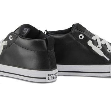 Boys' Chuck Taylor All Star Street Sneaker - black