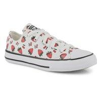 Girls' Chuck Taylor All Star Sneaker - White