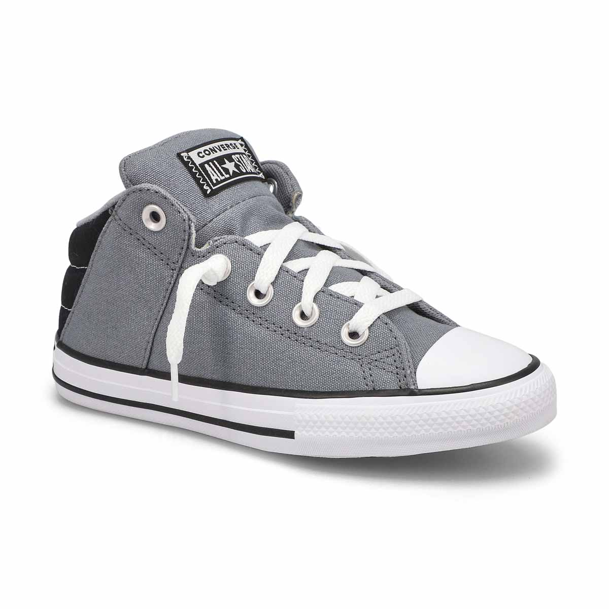 Boys' Chuck Taylor All Star Axel Sneaker- Gry Muti