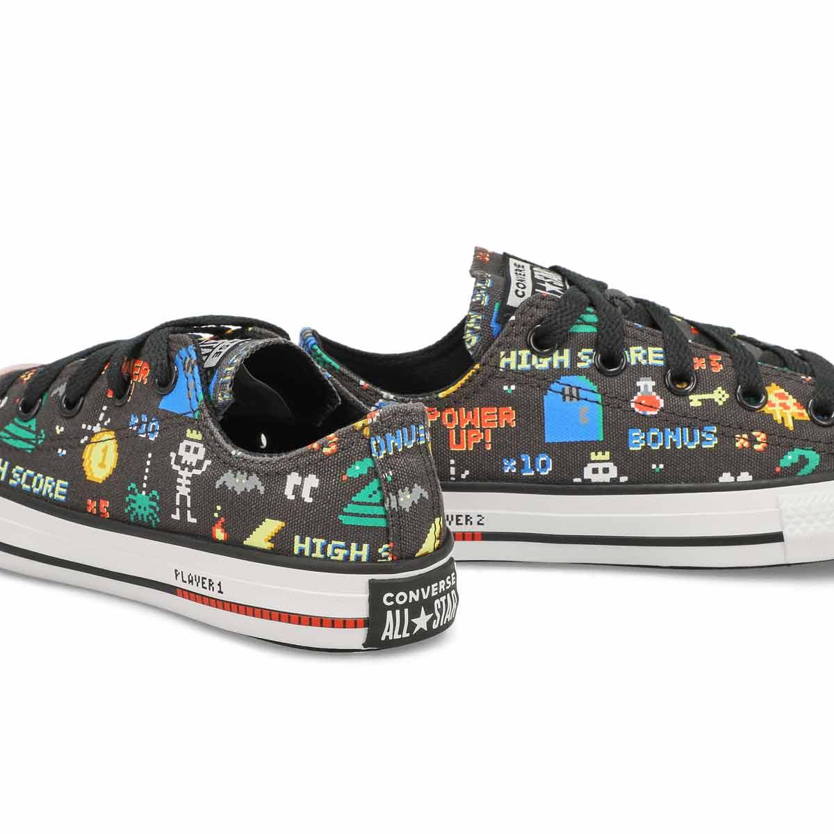 Boys' Chuck Taylor All Star Gamer Sneakers - black