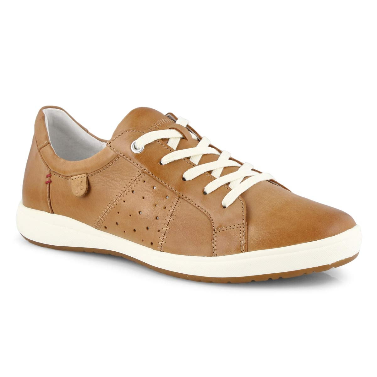 Women's Caren 01 Lace Up Sneaker - Camel