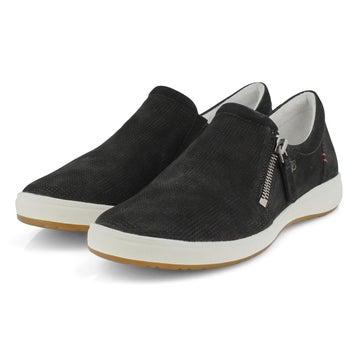 Women's Caren 22 Slip On Sneaker - Black