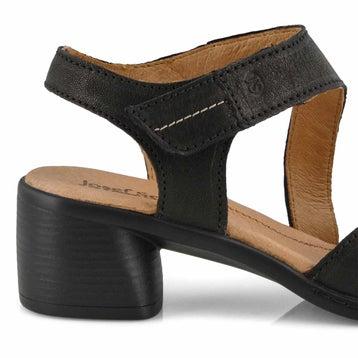 Women's Juna 02 Heels Sandal - Black