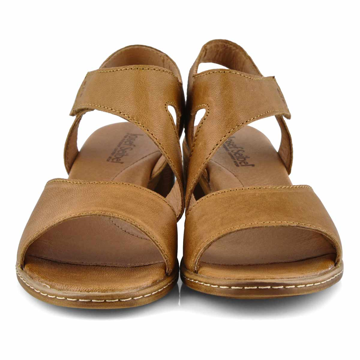 Women's Juna 02 Heels Sandal - Camel