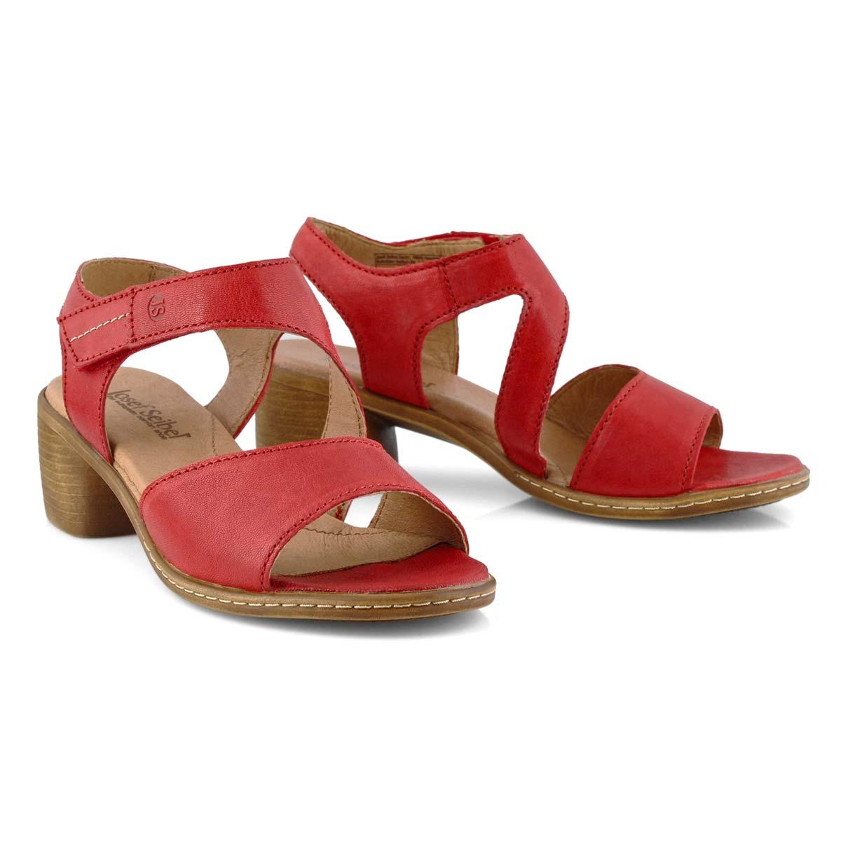 Women's Juna 02 Heels Sandal - Red
