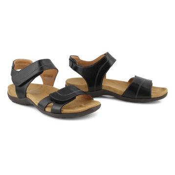 Women's Dalia 01 Casual Sandal - Black
