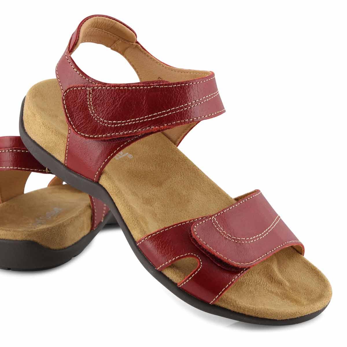 Women's Dalia 01 Casual Sandal - Red